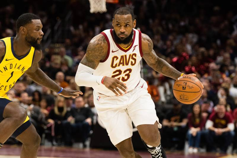 24a2679dd525 Everything You Need to Know About Cavs  1st-Round Matchup vs ...