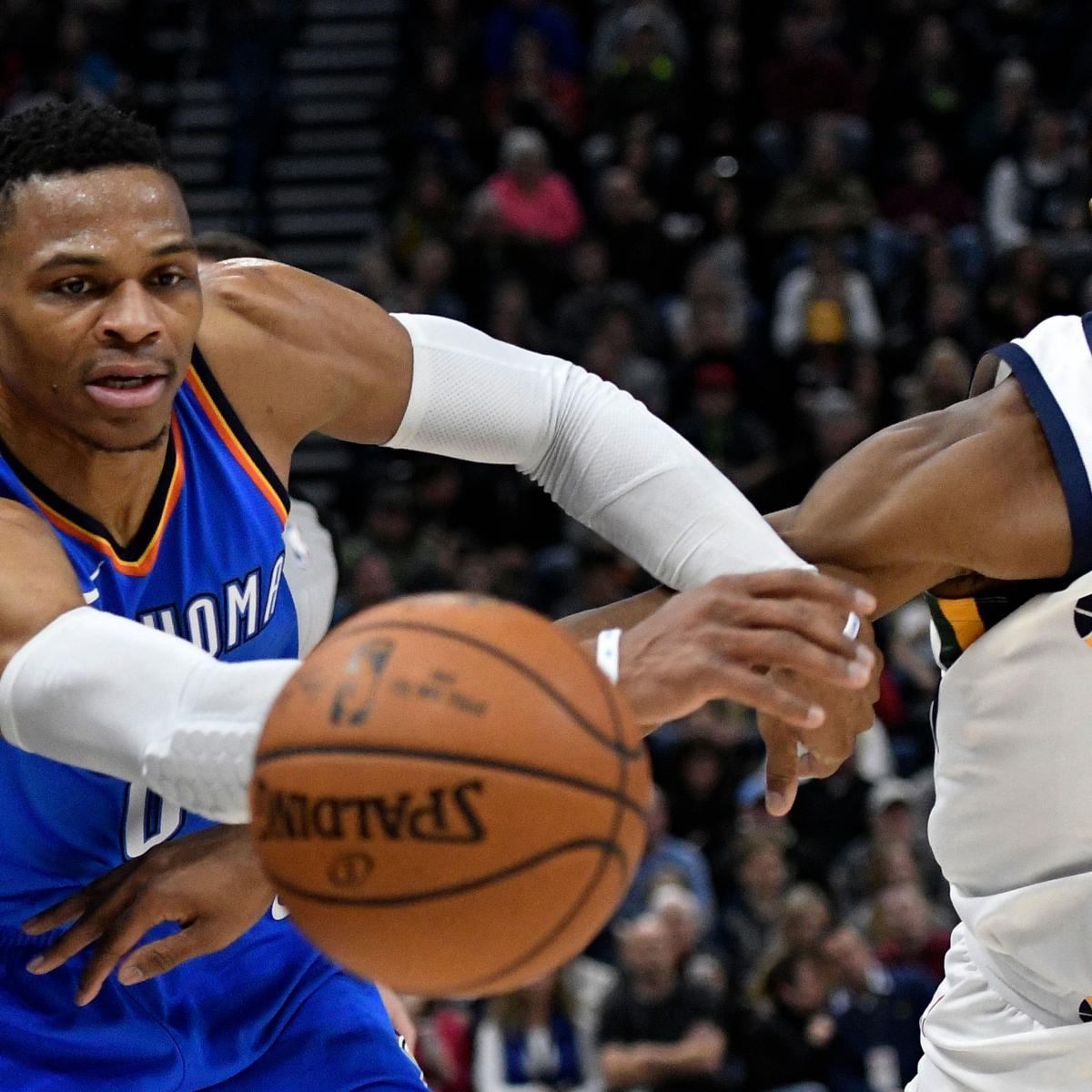 NBA Playoff Bracket 2018: Final Standings, Postseason