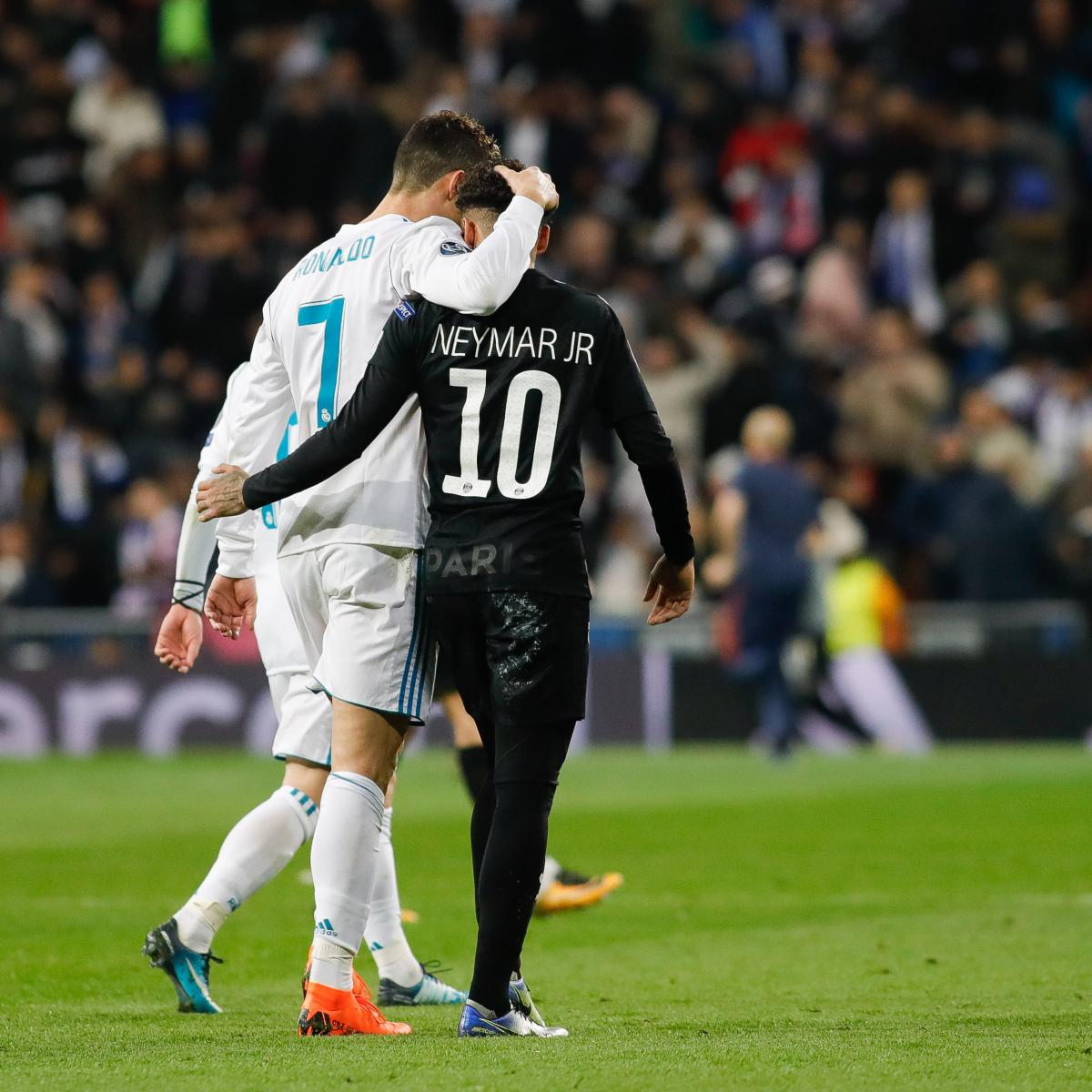Cristiano Ronaldo I M Not Playing Just Lionel Messi: Neymar Can't Play At Same Club As Cristiano Ronaldo Or