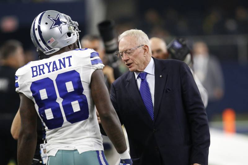 Jerry Jones On Dez Bryant Release Decision In Best