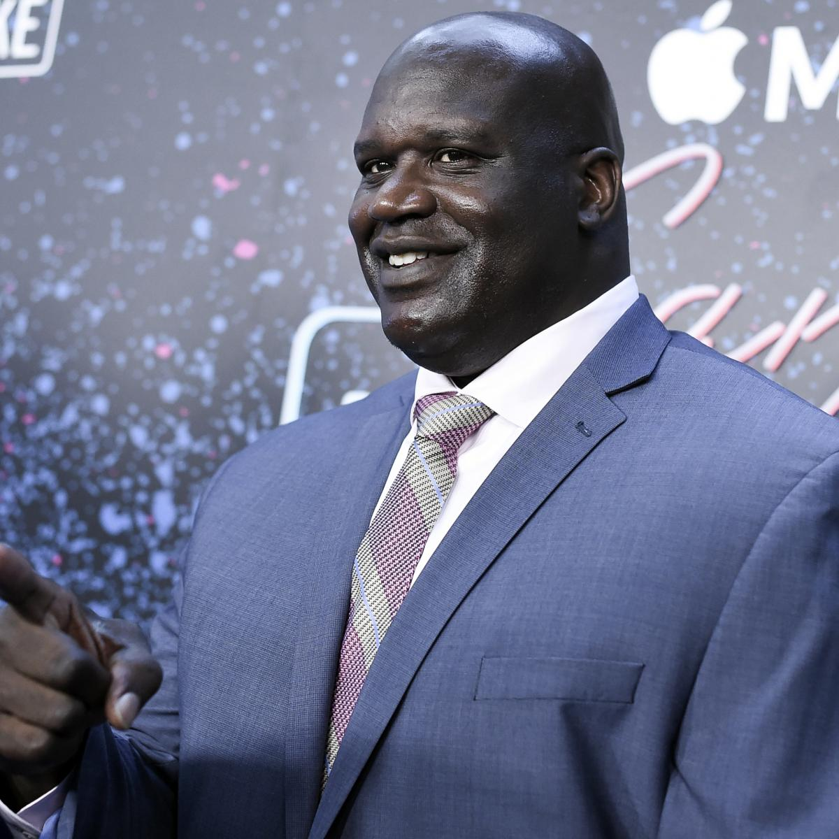 Shaquille O'Neal Assists Victims Of 2-Car Accident In