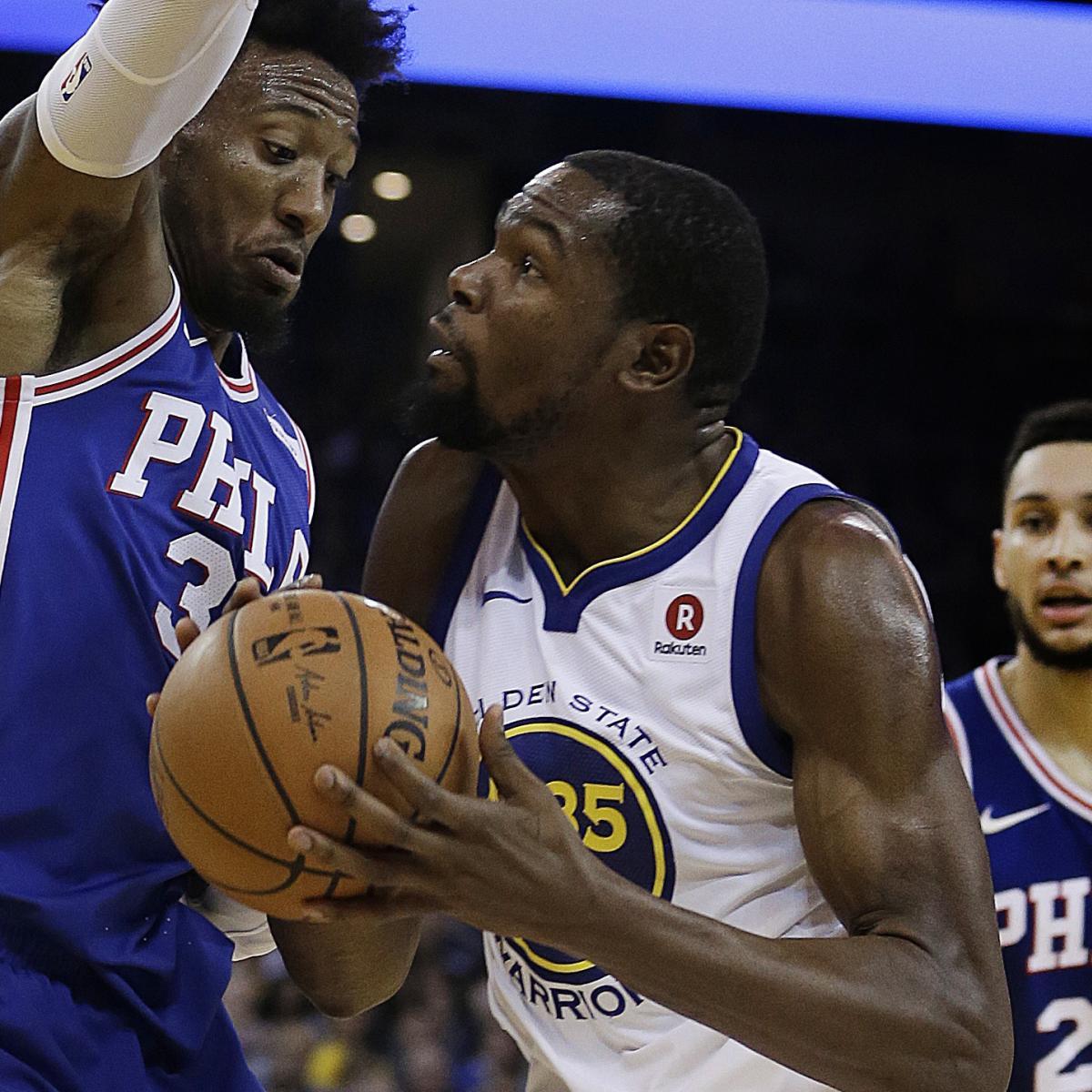 Bleacher Report Nba Staff S 2019 Playoff Predictions: Bleacher Report's Staff NBA Playoff Predictions