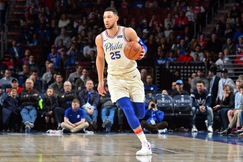 0bf5a8aa48ea NBA Playoffs 2018  TV Schedule and Predictions for Saturday s Round 1 Games