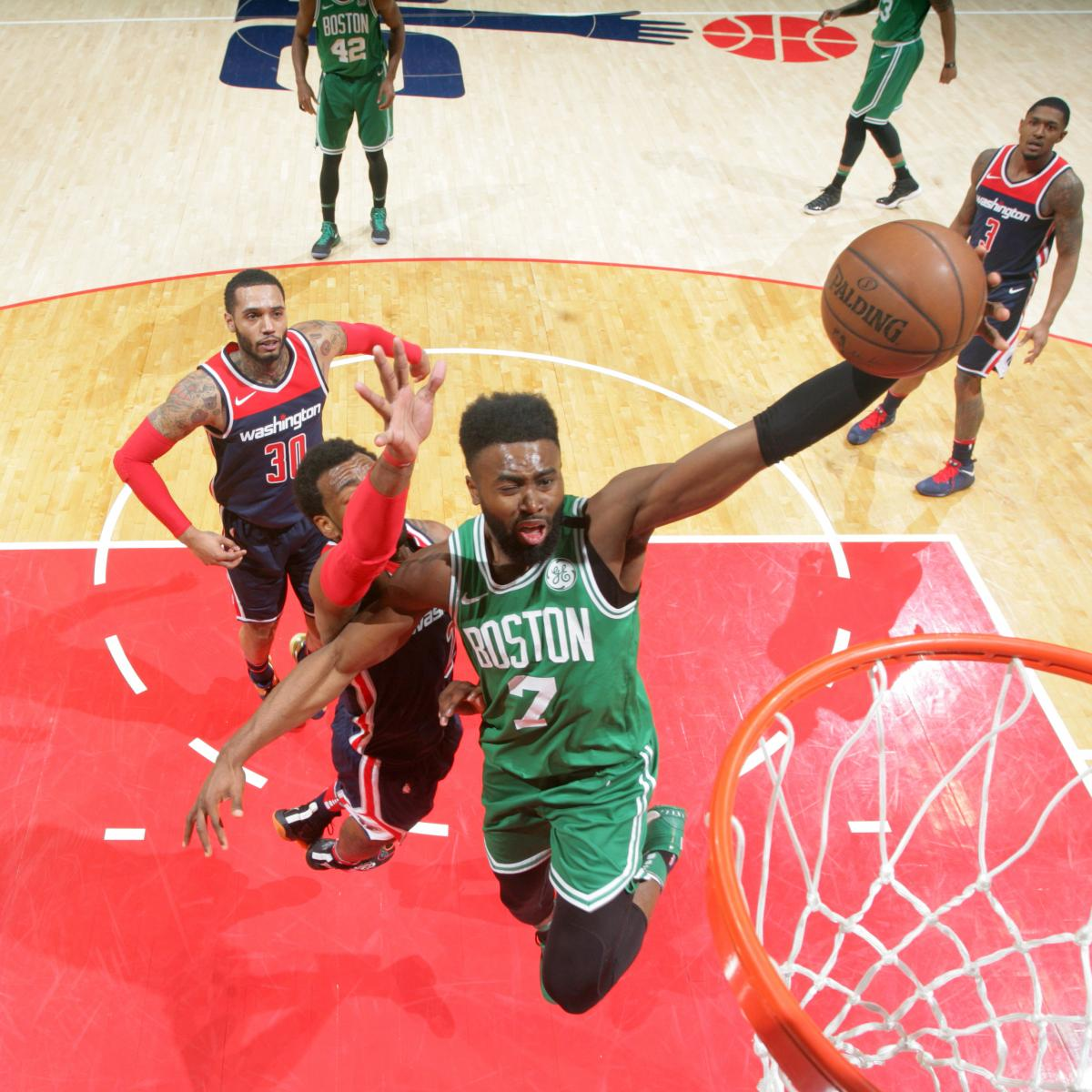 NBA Playoffs 2018: Game Times, TV Schedule And Predictions