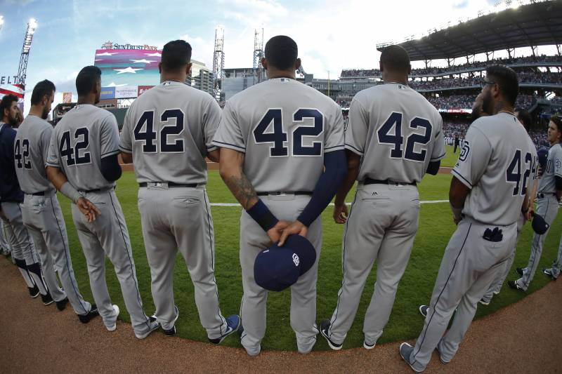 e274caf46d3 Jackie Robinson Day 2018  How Sports World Is Honoring MLB Icon ...