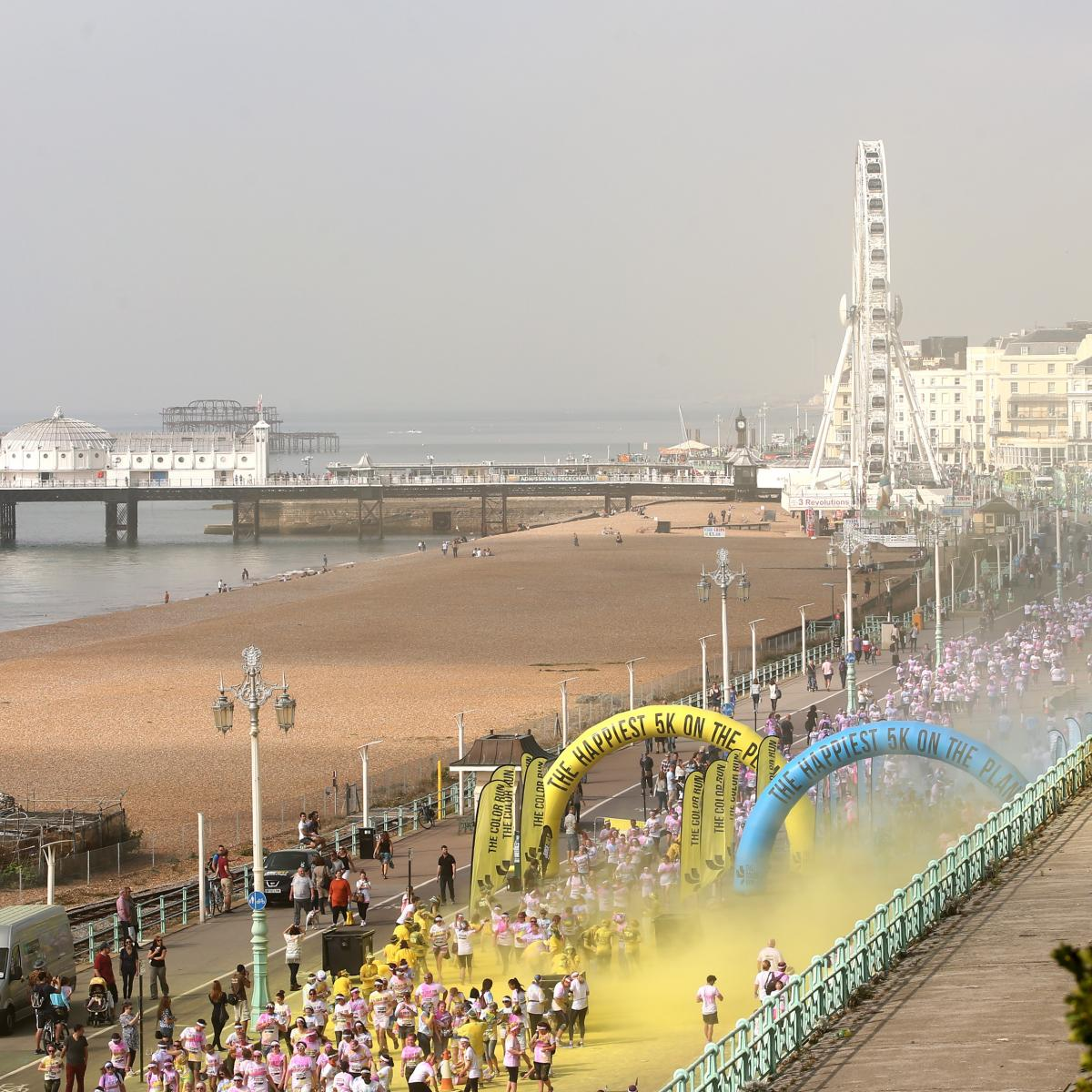 Brighton Marathon 2018 Results: Men's and Women's Top Finishers