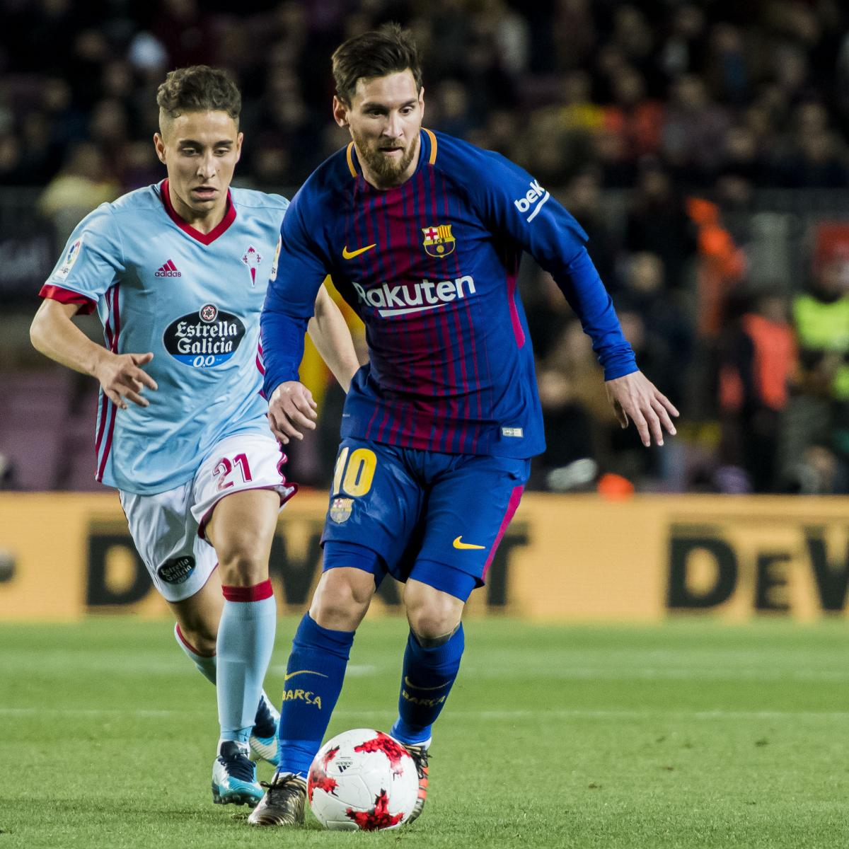 Celta Vigo Vs Barcelona Direct: Celta Vigo Vs. Barcelona: Team News, Preview, Live Stream