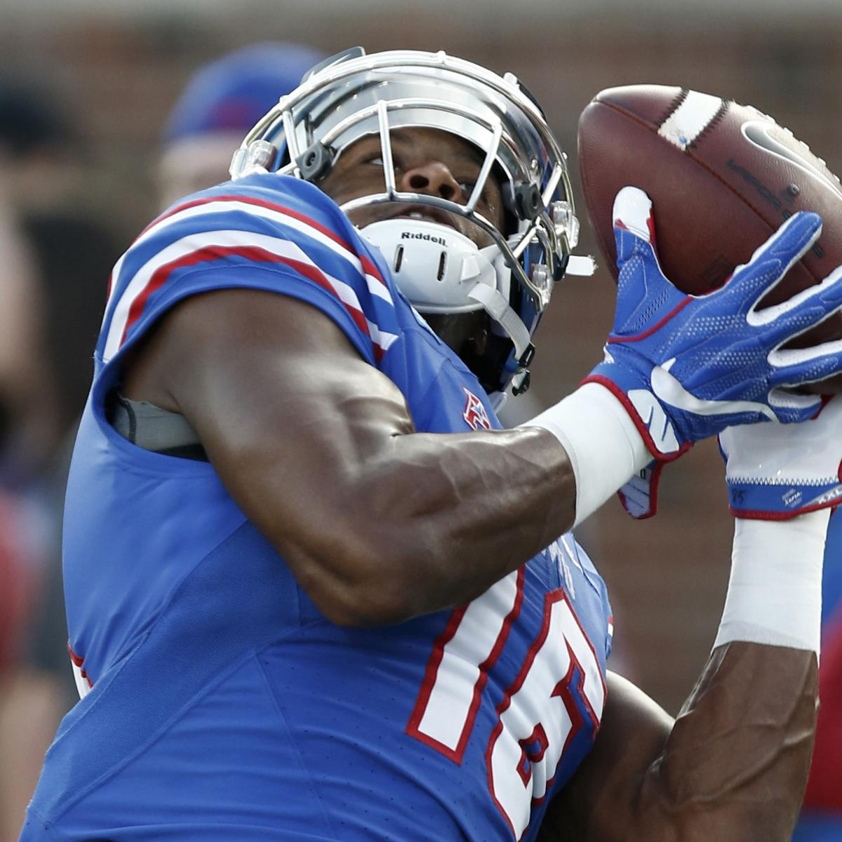 Courtland Sutton NFL Draft 2018: Scouting Report For