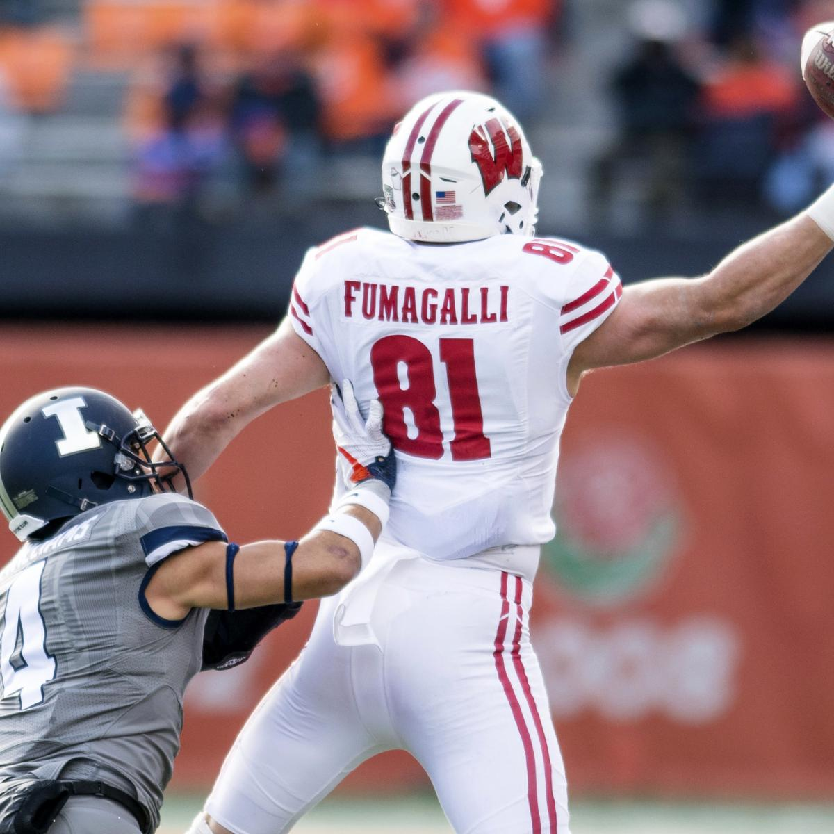 Troy Fumagalli NFL Draft 2018: Scouting Report For Denver