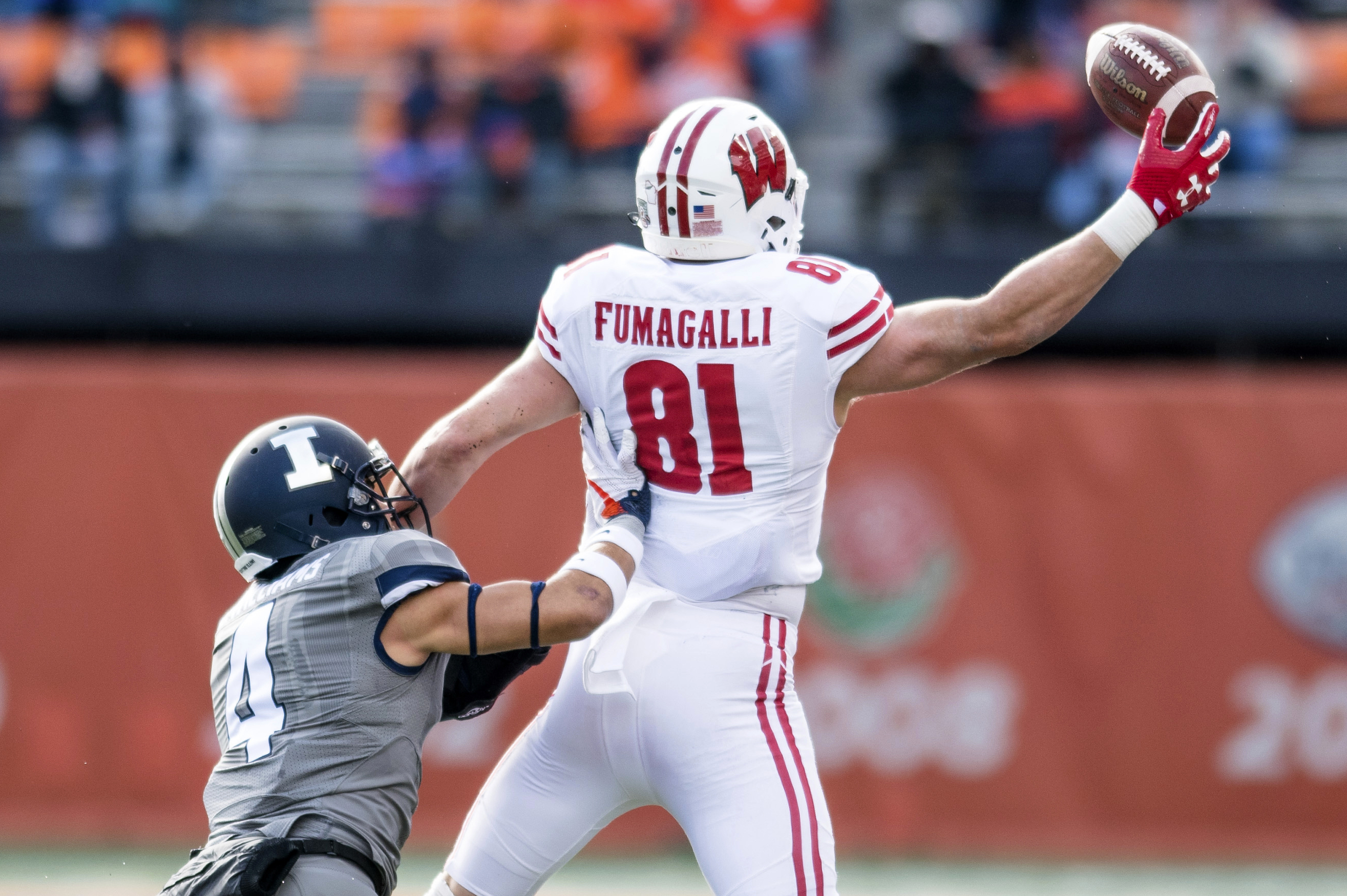 brand new 12c09 8195a Troy Fumagalli NFL Draft 2018: Scouting Report for Denver ...