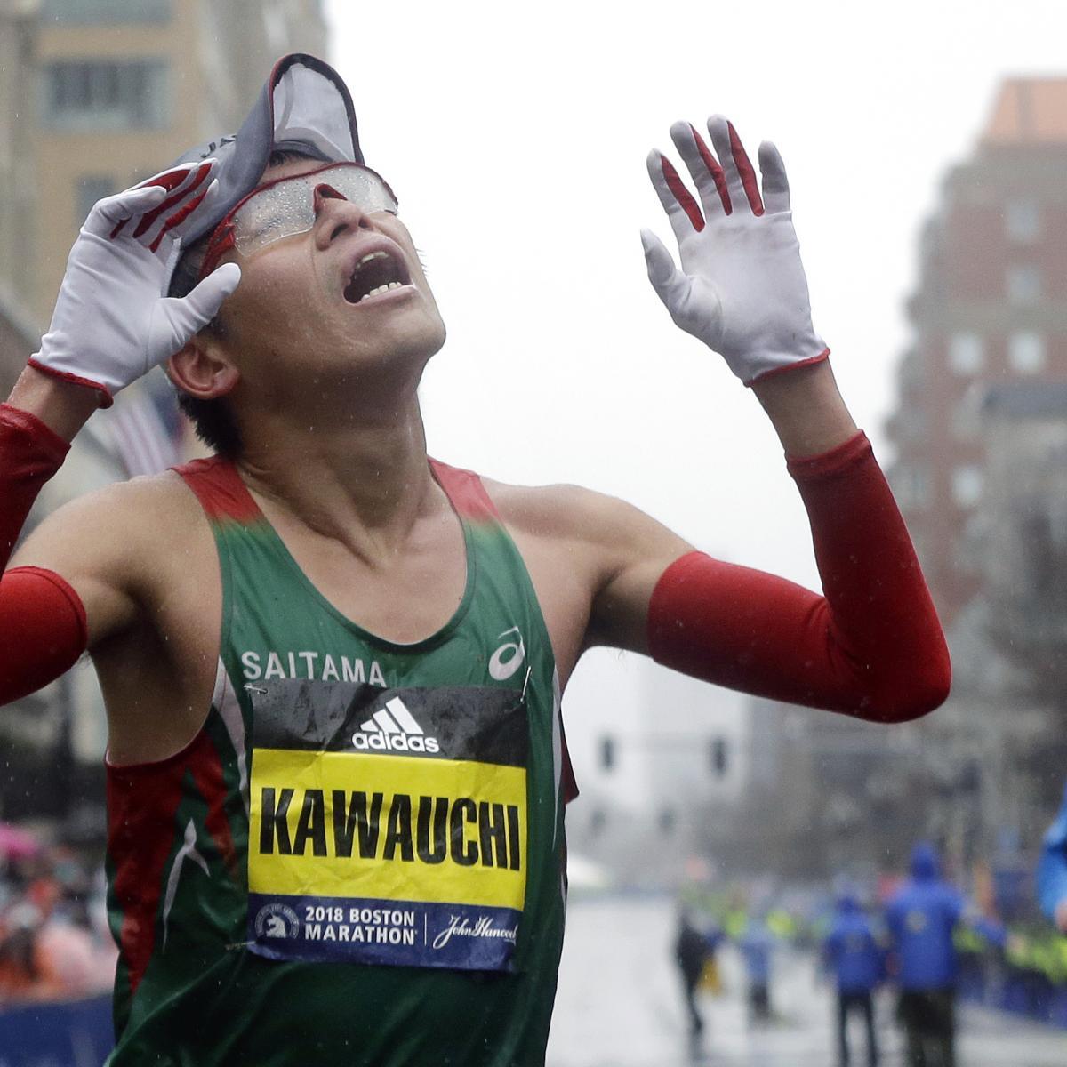 Boston Marathon 2018 Results: Japan's Yuki Kawauchi Wins ...