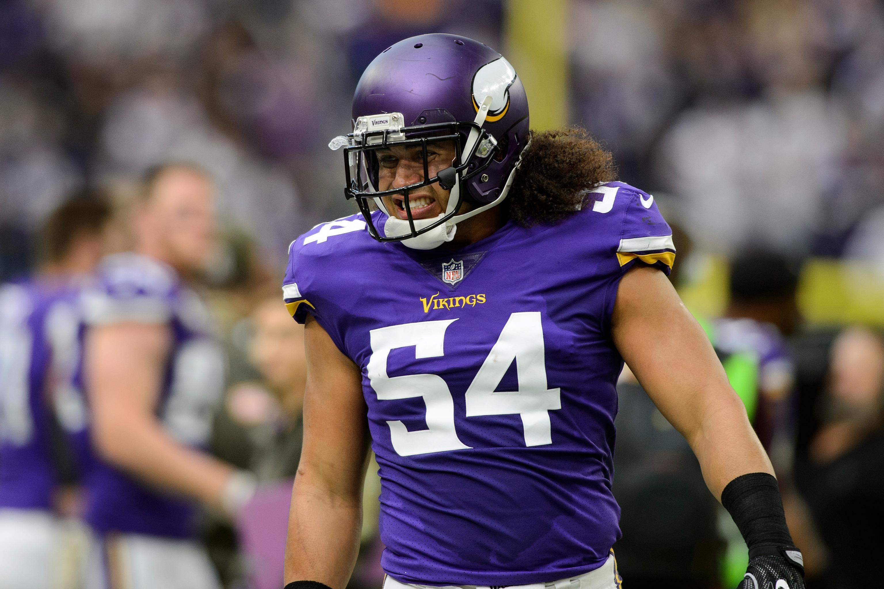 low priced db5d0 f8edd Eric Kendricks, Vikings Agree on Reported 5-Year, $50M ...