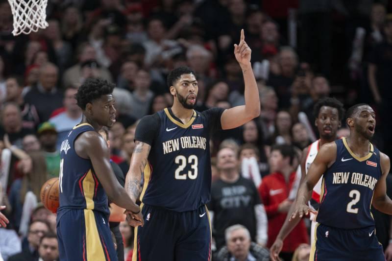 944d4b8caad New Orleans Pelicans guard Jrue Holiday