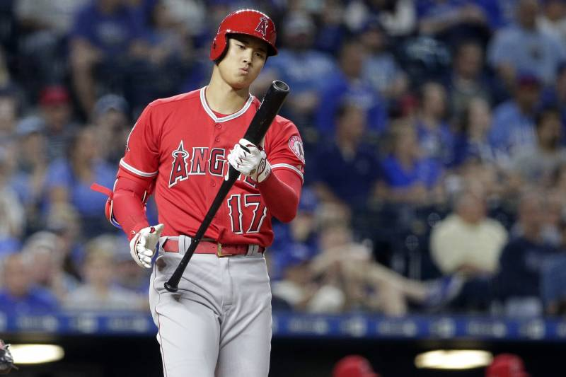 reputable site 3daa2 48f2b Can Shohei Ohtani Play Every Day Without Being Ruined ...