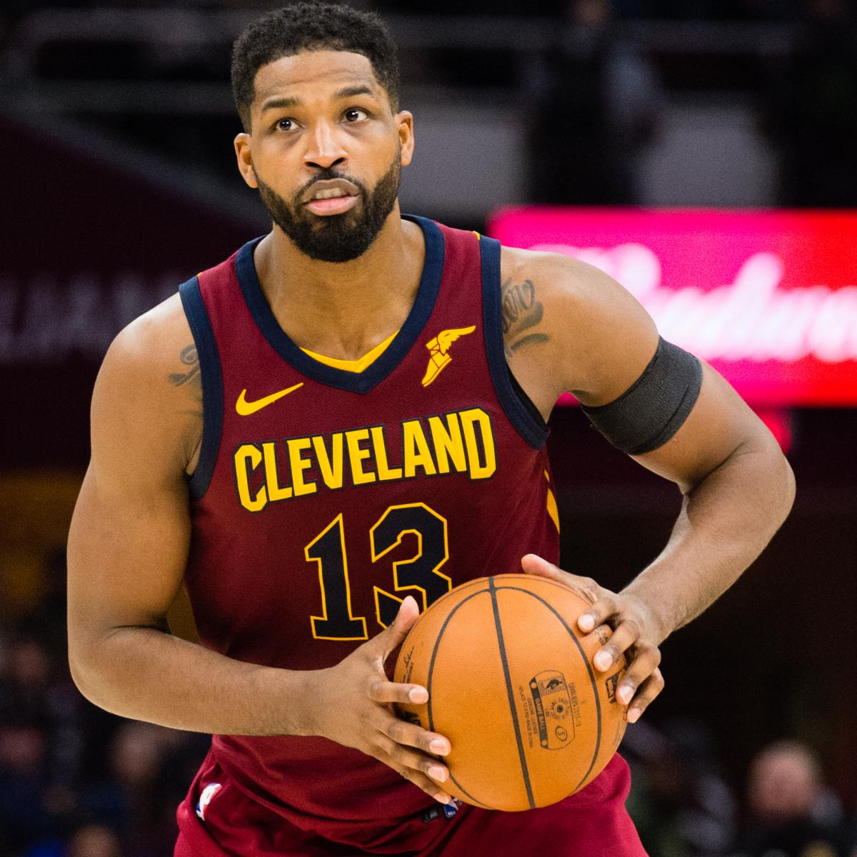 Tristan Thompson's Benching Has More to Do with Basketball ...