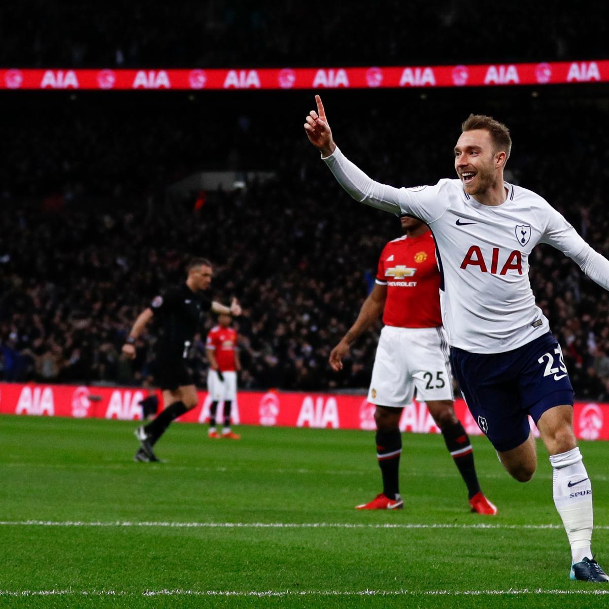 Tottenham Hotspur Vs Man United Tickets: Manchester United Vs. Tottenham: FA Cup 2018 Preview, Live