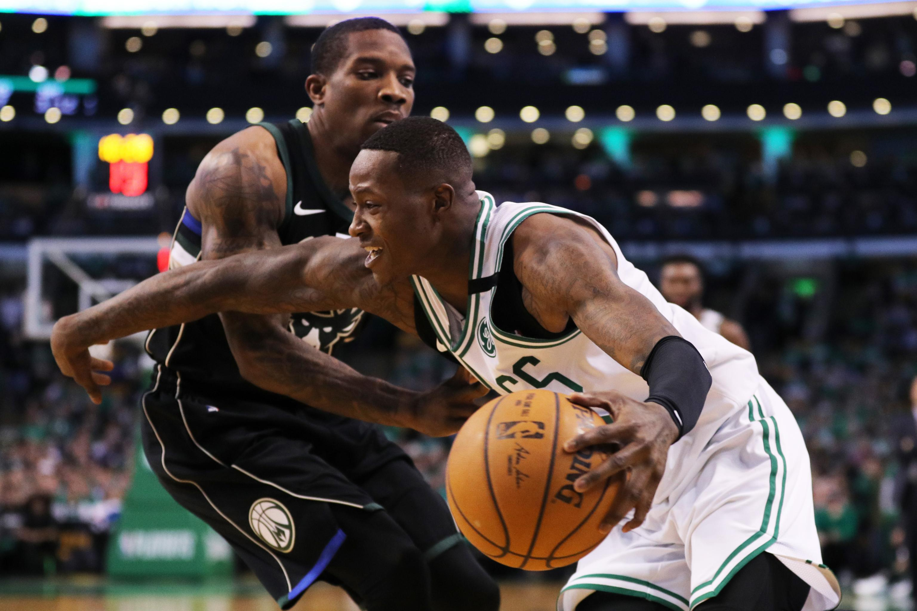 brand new 48b12 d20af Eric Bledsoe on Terry Rozier: 'Who? I Don't Even Know Who ...