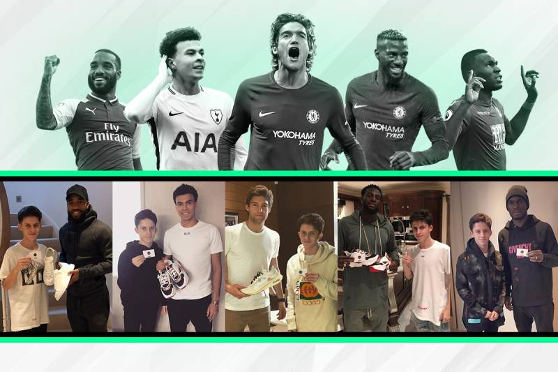 6d95359e36b The 17-Year-Old Personal Shopper Who Is Kitting Out Premier League  Footballers