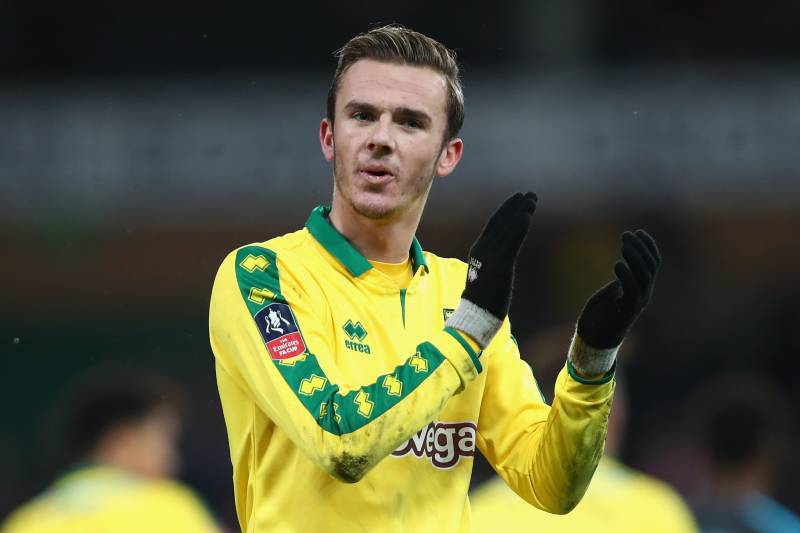 Arsenal and Tottenham Reportedly in Race to Secure James Maddison ...