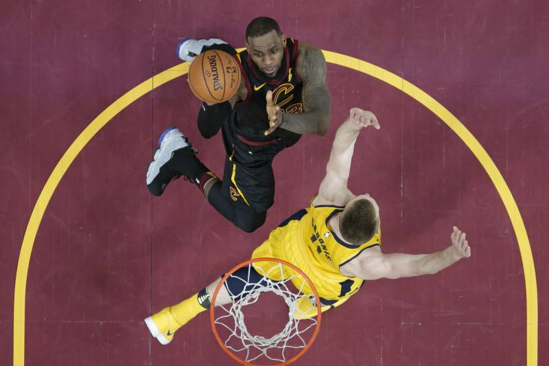 50c730311b1 Indiana Pacers vs. Cleveland Cavaliers  Game 2 Odds