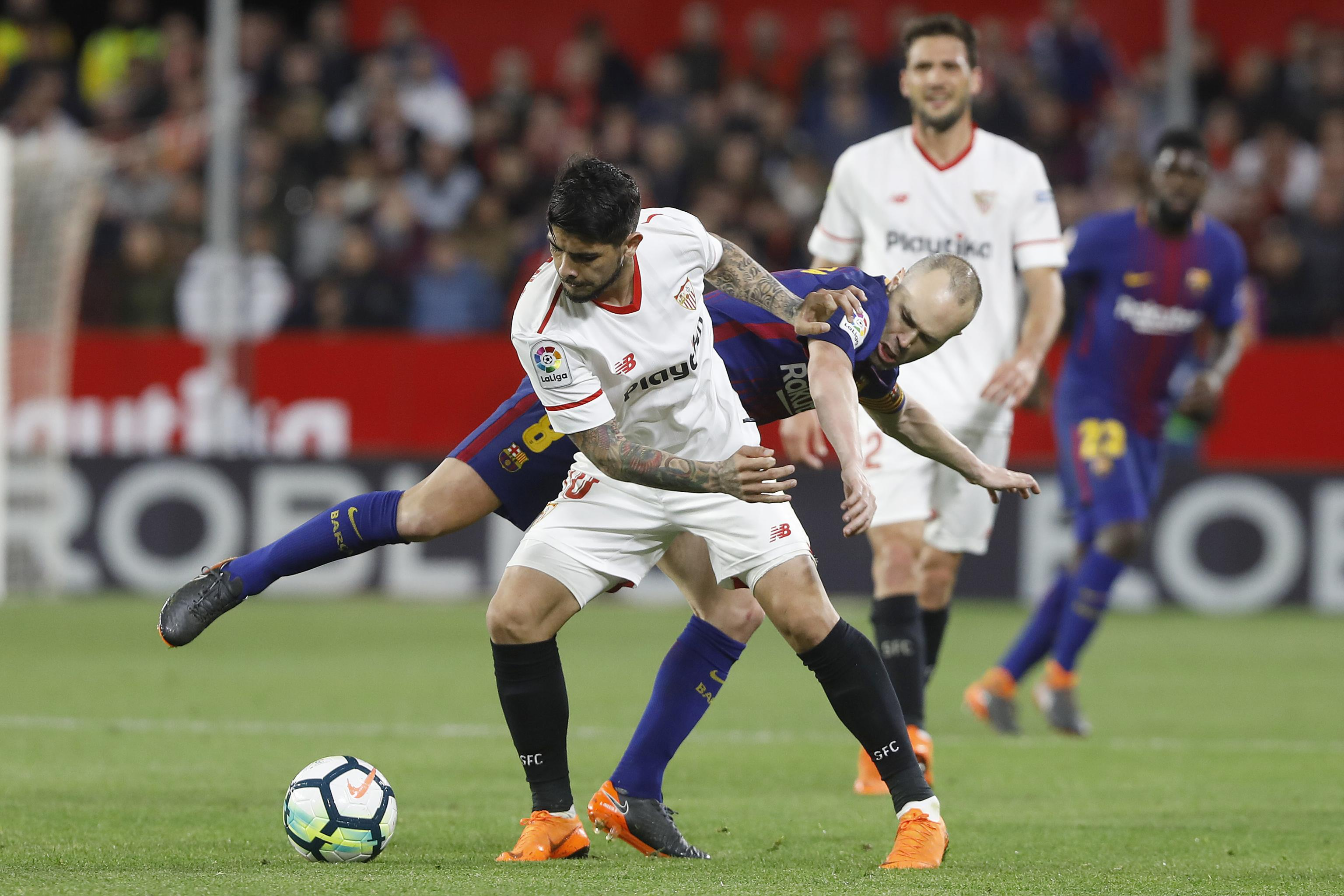 Sevilla vs. Barcelona: 2018 Spanish Copa del Rey Final ...