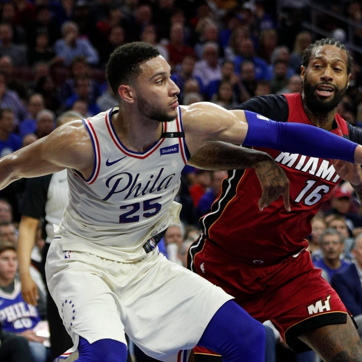 Philadelphia 76ers vs. Miami Heat Game 3 Odds, Analysis ...
