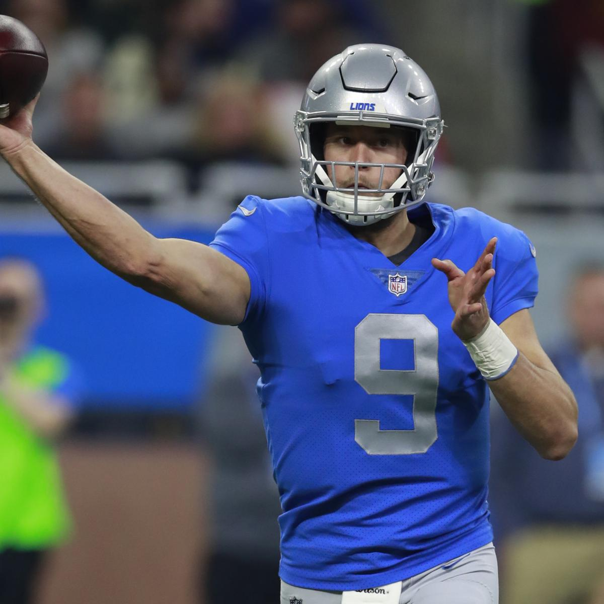 Thanksgiving Day NFL Schedule 2018: Previewing Cowboys