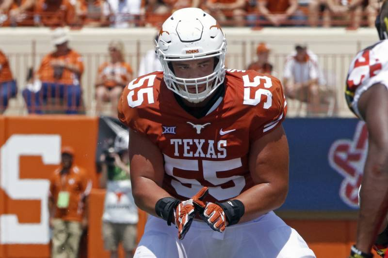 size 40 44fcd 882b5 Connor Williams NFL Draft 2018: Scouting Report for Dallas ...