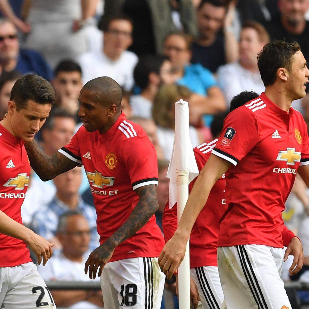 Tottenham Hotspur Vs Man United Tickets: Ander Herrera Caps Manchester United Comeback Vs