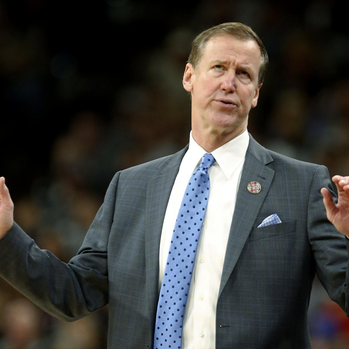Portland Blazers Roster 2012: Terry Stotts Reportedly Could Be Fired After Pelicans