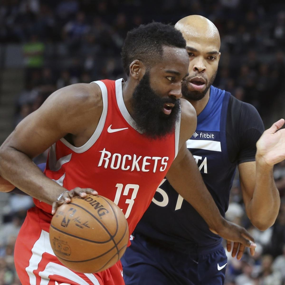 Houston Rockets Game Log: Houston Rockets Vs. Minnesota Timberwolves Game 4 Odds