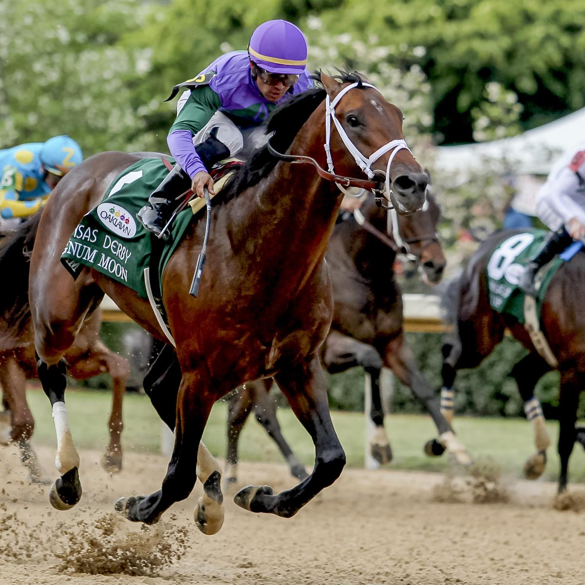What Time Is It On What Tv: Kentucky Derby 2018: Post Time, TV Schedule And Live