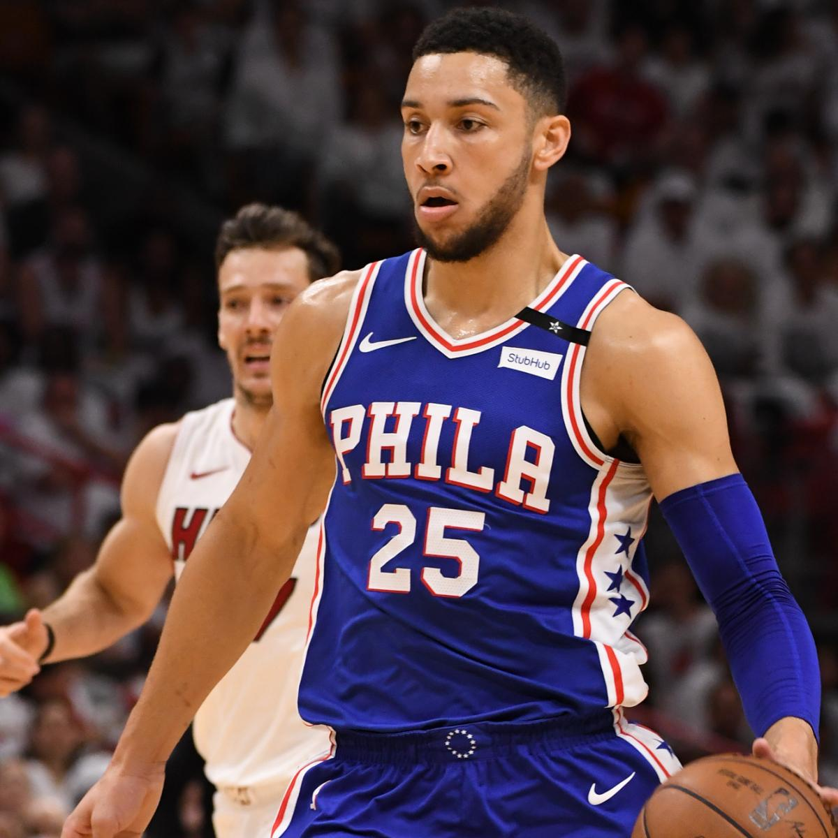 5 Nba Rookies Who Could Be Next Season S Donovan Mitchell: Howard Beck's Spotlight: Ben Simmons Is The NBA's Rookie