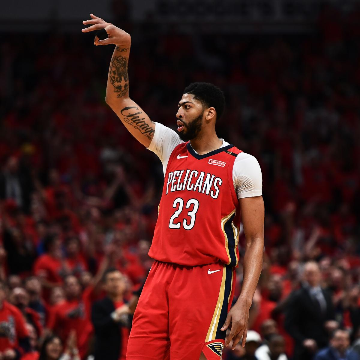 Quakertown Blazers 2018 Schedule: NBA Playoffs 2018: Top Scores And Highlights From Round 1