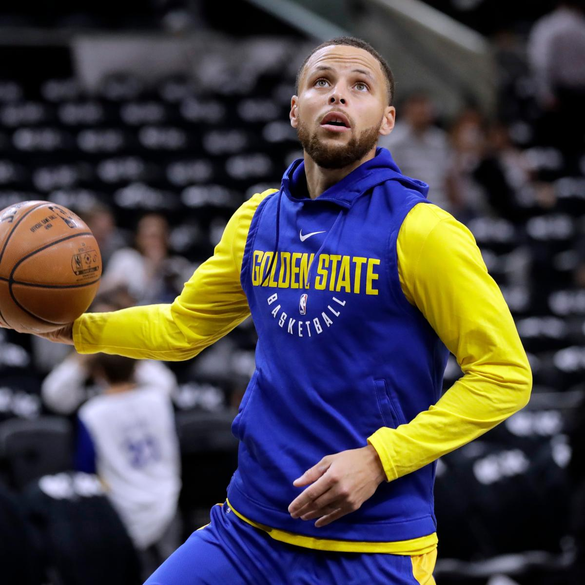 Golden State Warriors Vs Wizards Full Game Highlights: Stephen Curry Questionable For Game 1 Of Warriors Vs
