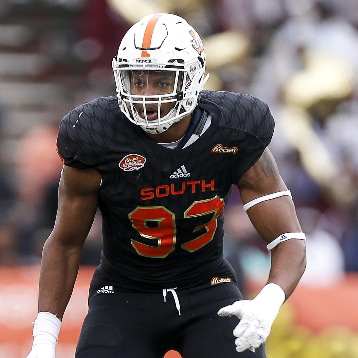 Marcus Davenport NFL Draft 2018: Scouting Report, Grade