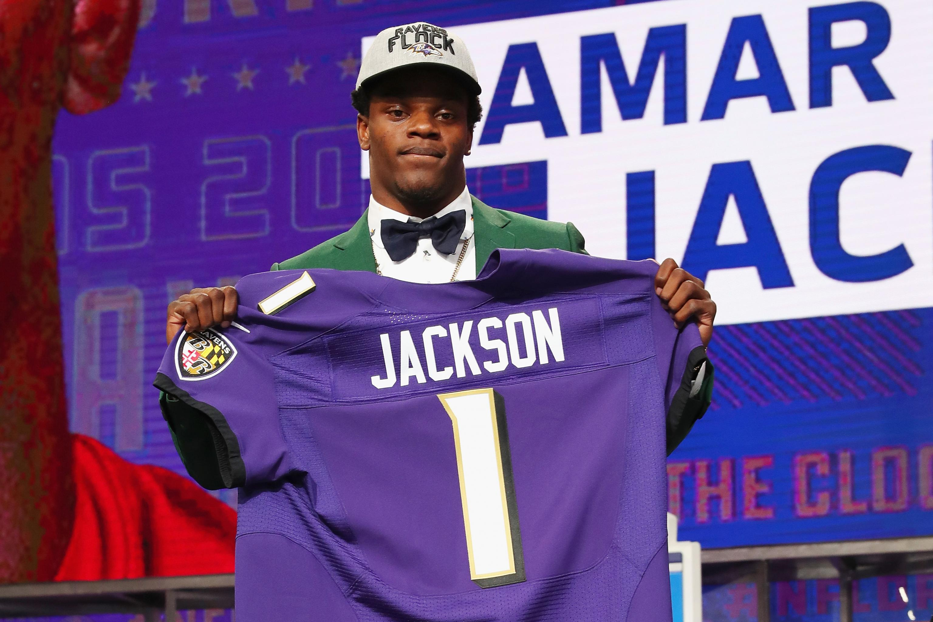 the latest 2f3b9 5b46b NFL's Failure to Properly Evaluate Lamar Jackson Gives ...