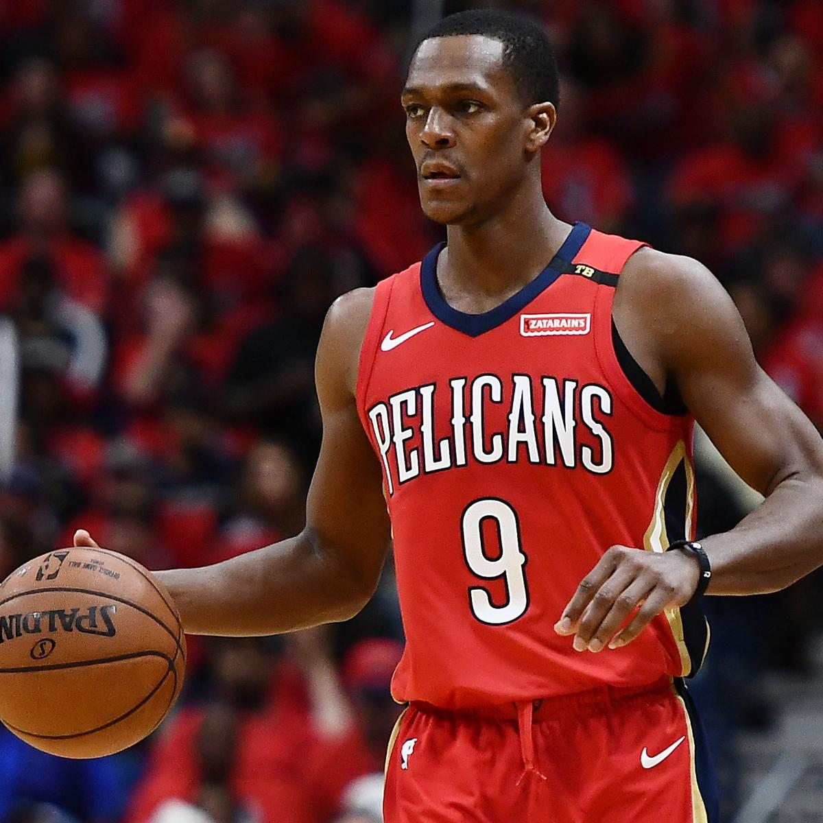 Rajon Rondo Says He Wants to Be NBA Head Coach, GM After ...