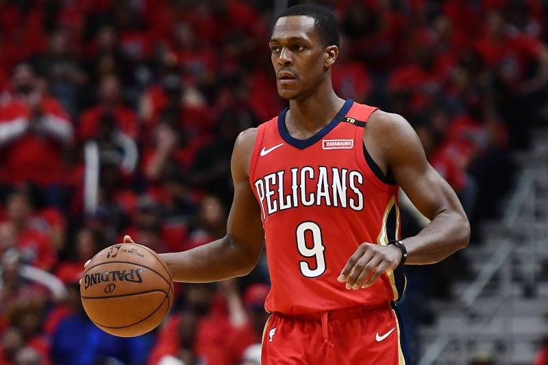 Rajon Rondo Says He Wants to Be NBA Head Coach, GM After He Retires