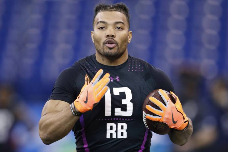 Derrius Guice Surprised He Slipped to Redskins in 2nd Round   Why Me ... b72c231ae