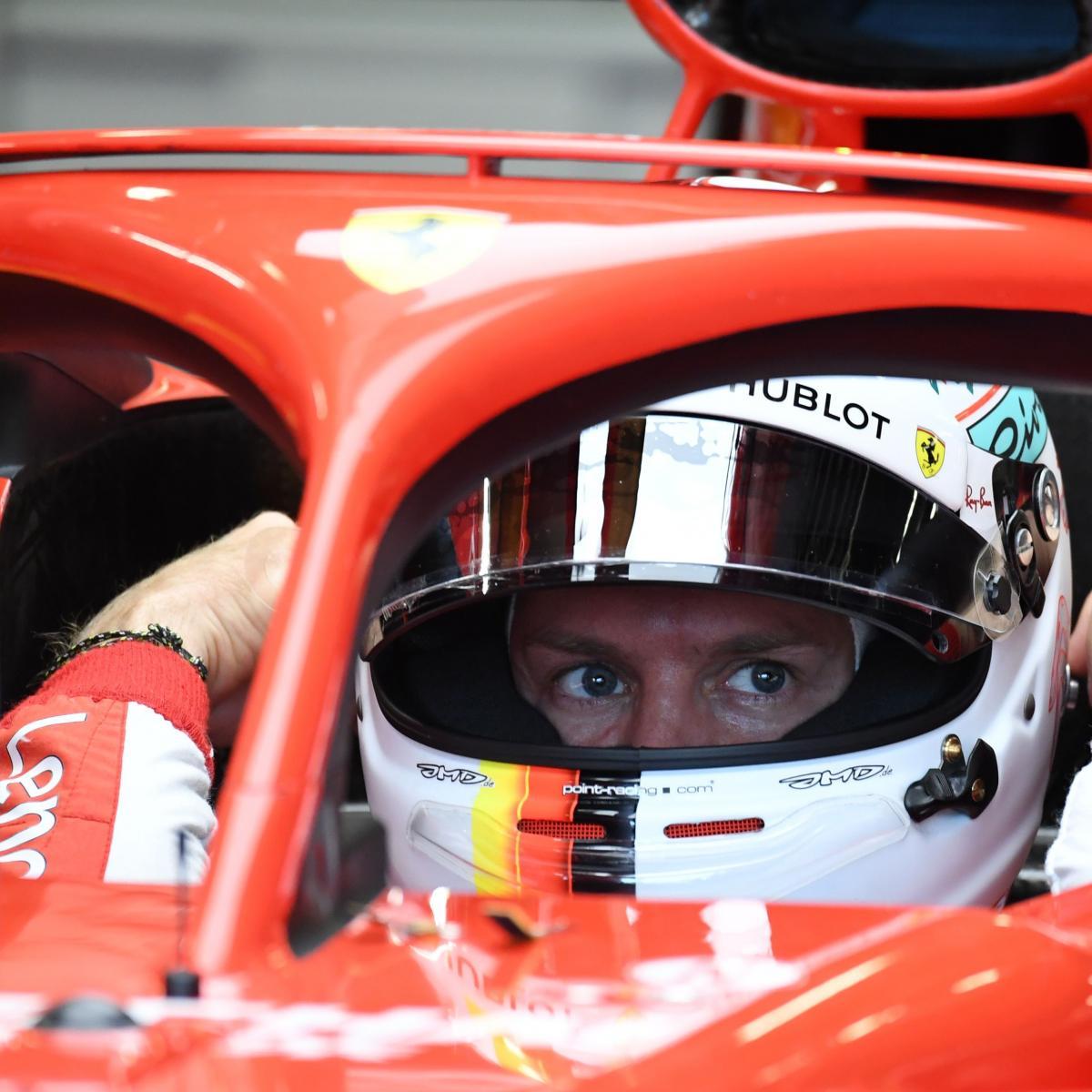 Azerbaijan News And Scores: Azerbaijan F1 Grand Prix 2018 Qualifying: Saturday's