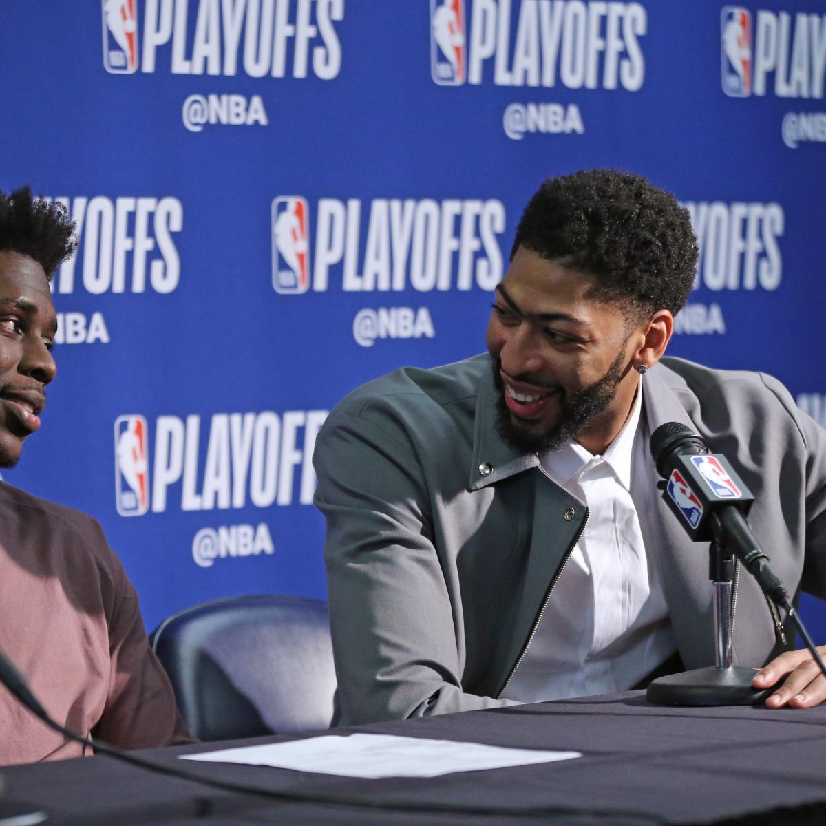 Rockets Vs Warriors Full Game 2019: Warriors Pelicans Game 2 Full Highlights