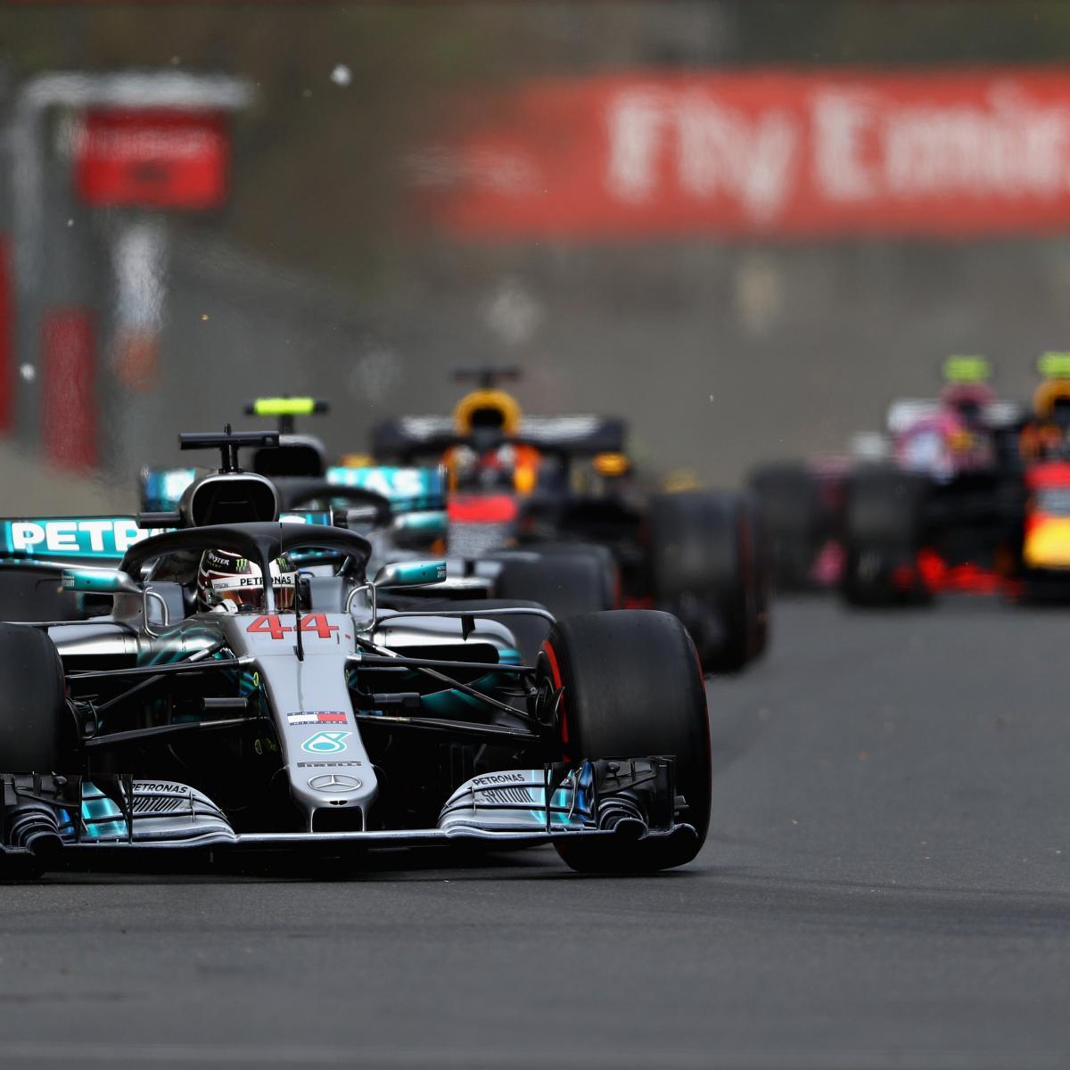 Azerbaijan News And Scores: Azerbaijan F1 Grand Prix 2018 Results: Lewis Hamilton Wins
