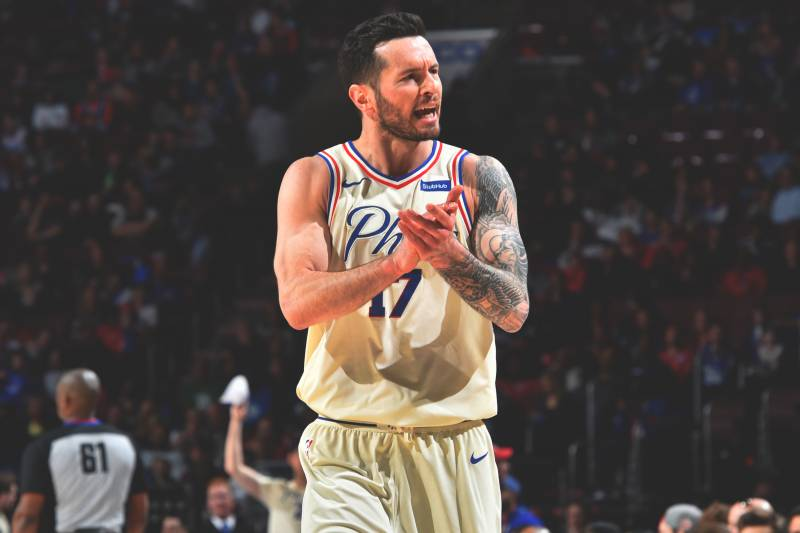 brand new 5517a 1a42e As JJ Redick's Game Evolves, so Does Philly's Shot at a ...
