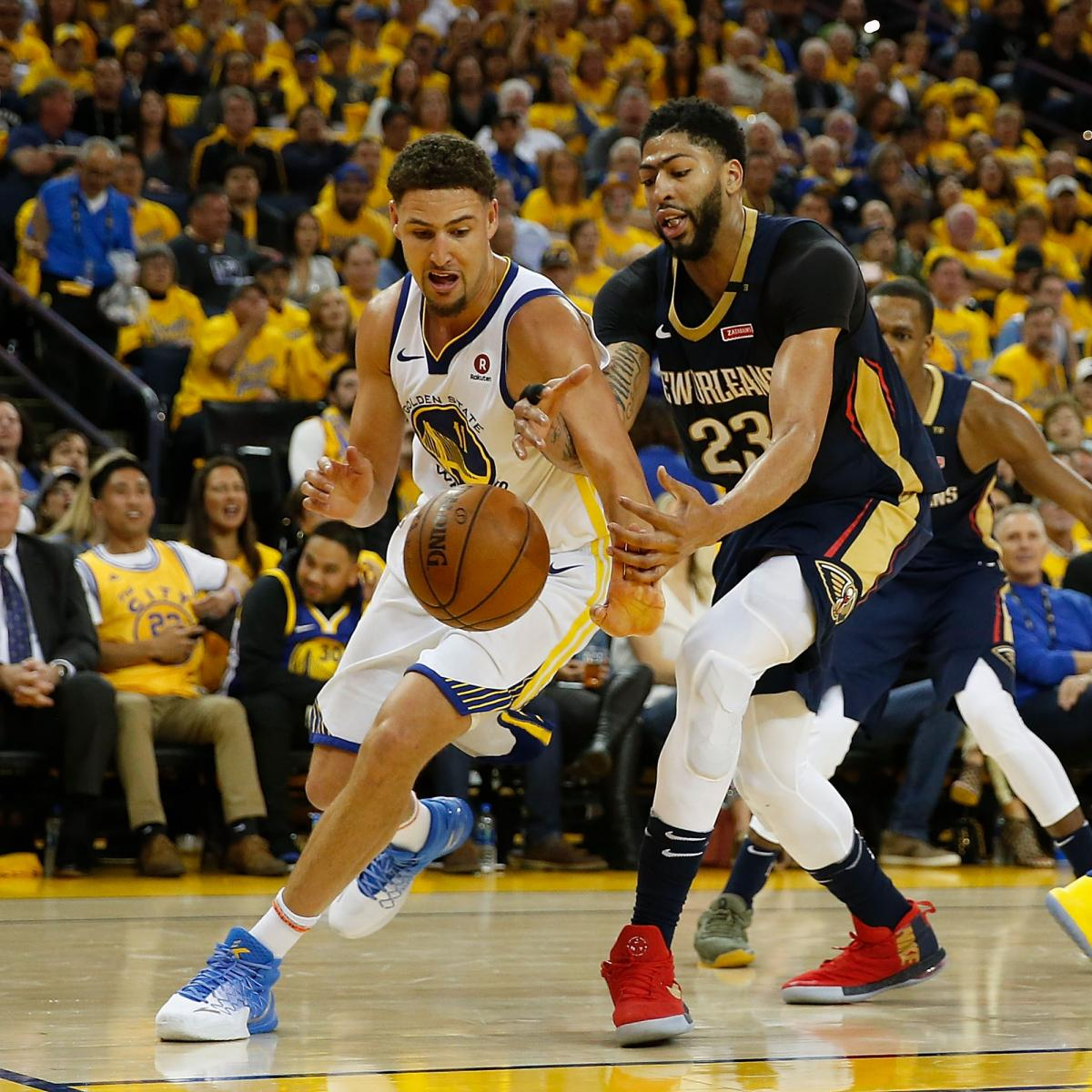 NBA Playoff Schedule 2018: TV, Live-Stream Coverage For