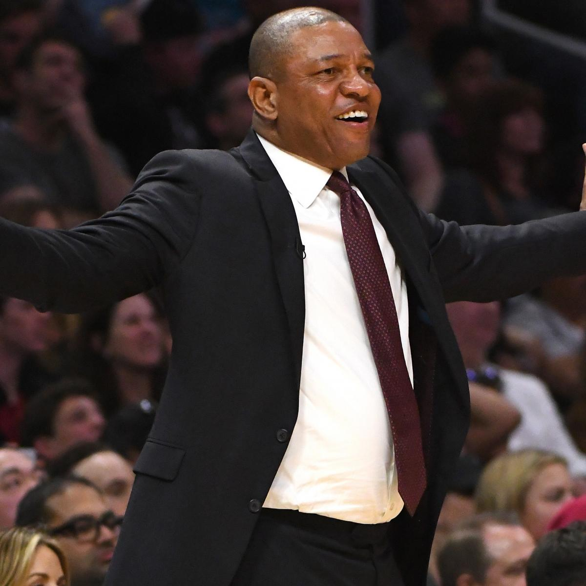 Portland Trail Blazers Coaching Staff: Knicks Rumors: NY Could Interview 11th HC Candidate, Doc