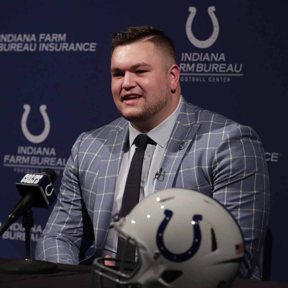 Why This Nba Rookie Class May Be The Best Of The Century: Quenton Nelson, Colts Agree To 4-Year Rookie Contract