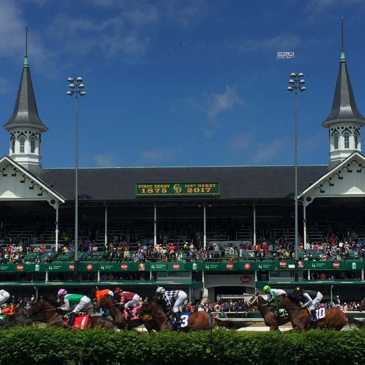 What Time Is It On What Tv: Kentucky Derby 2018: TV Schedule, Post Time, Undercard And