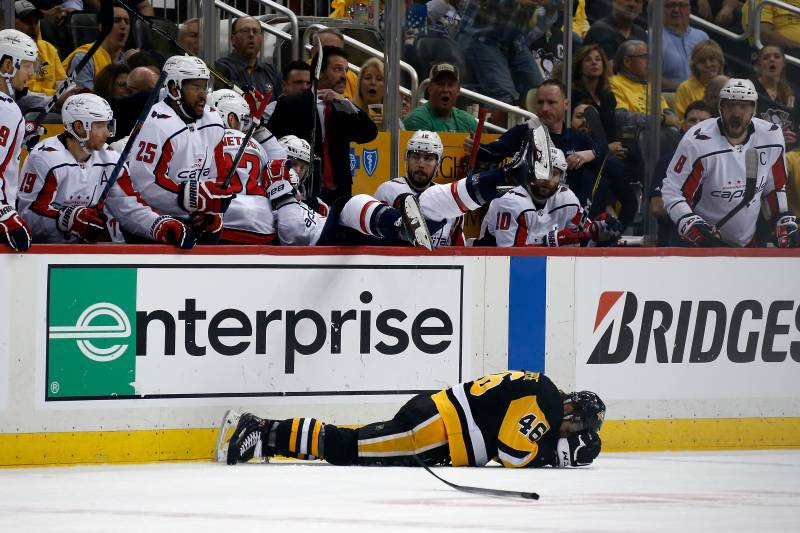 Tom Wilson Suspended 3 Games for Check to Head of Zach Aston-Reese ... 56c87fbd5eaf