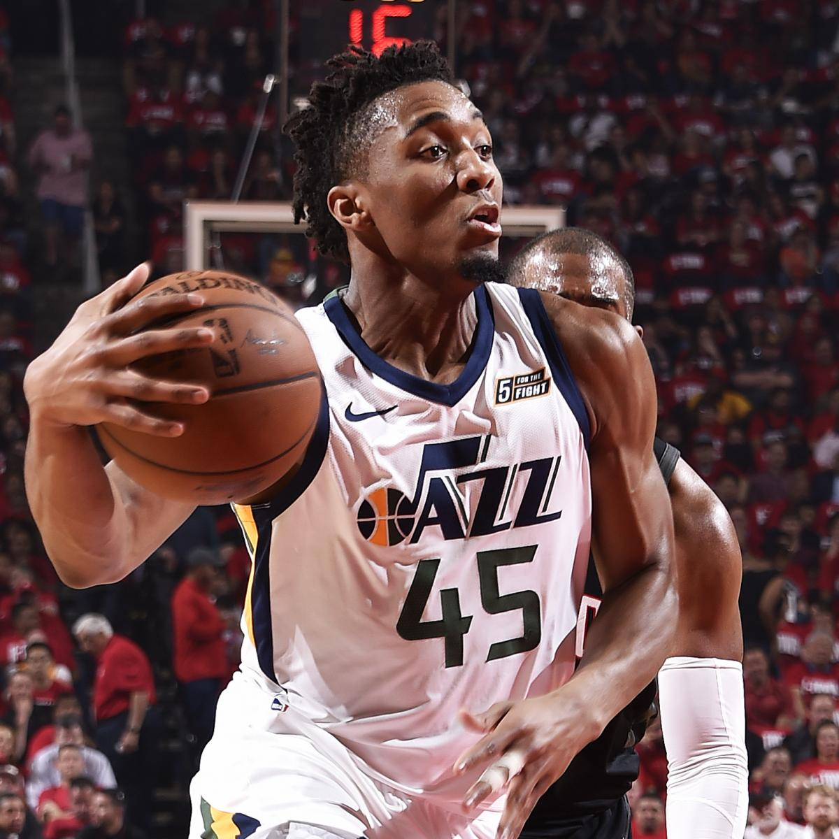 Rockets Jazz Game 2: Wednesday NBA Roundup: Rockets Learning Jazz Are More Than